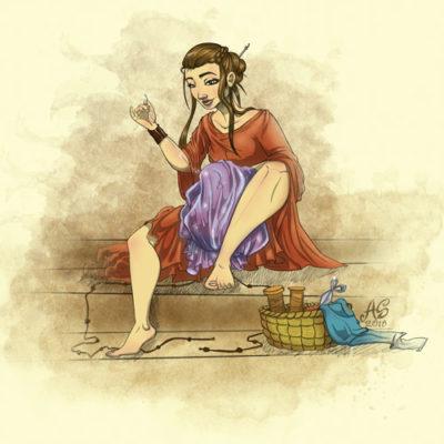mitologica-il-mito-di-avelion-arte-sghimbescia-Cristiana-Fumagalli