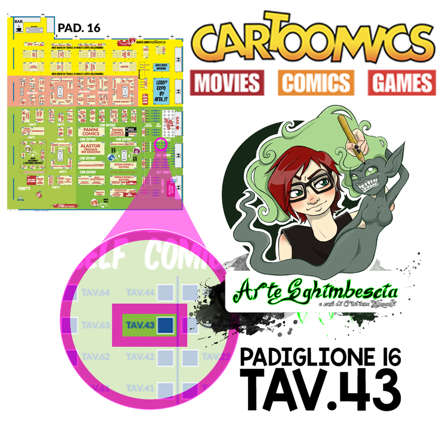 stand-cartoomics-milano-fiera-rho