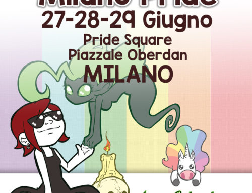 Caldo e Arcobaleni – Pride Square 2019 Milano
